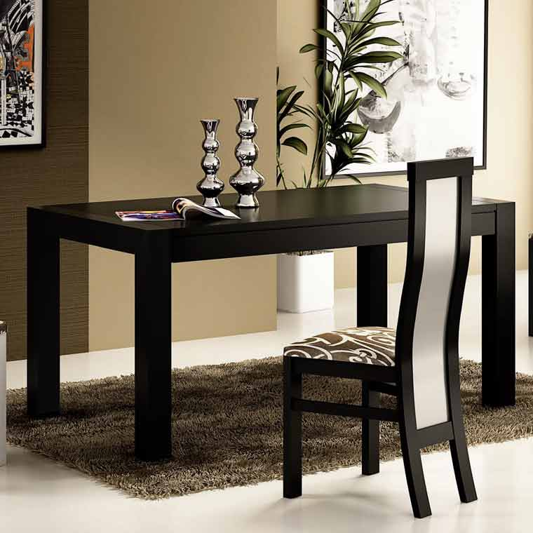 Mesa comedor extensible marsella for Mesas de salon comedor