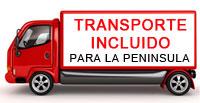 Transporte Incluido en Sillas y Mesas Sillasonline