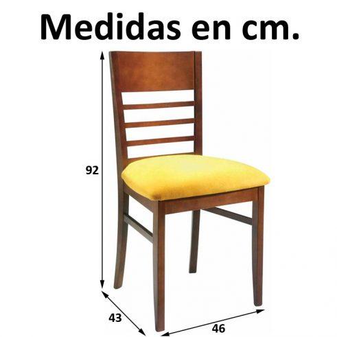 Medidas Silla Carpio