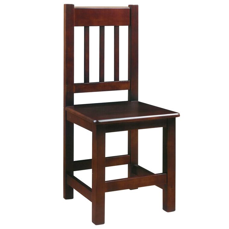 Silla europa de asiento de madera fabricada en pino - Sillas de cocina online ...