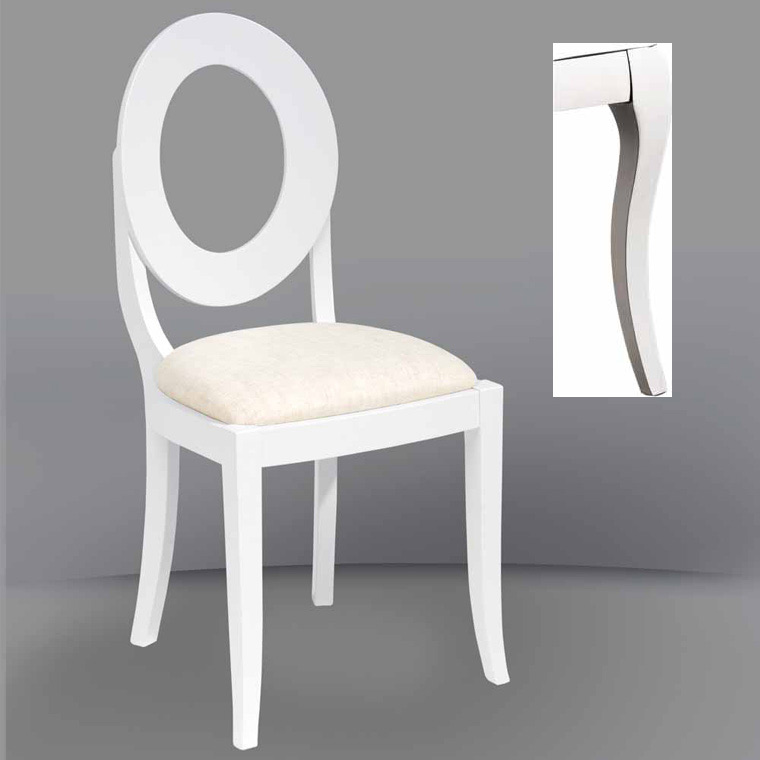 Mesa comedor piano 4 sillas sfera for Sillas modernas precios