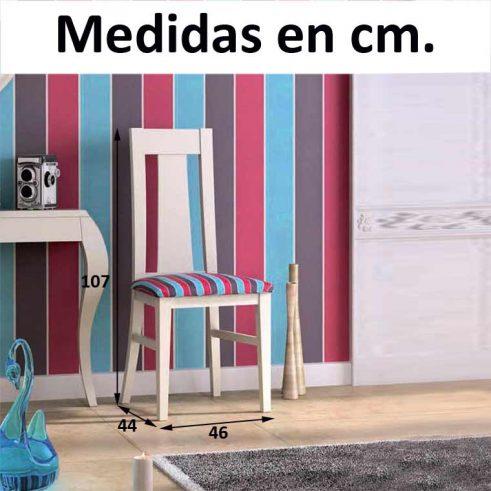 Medidas Silla Miconos