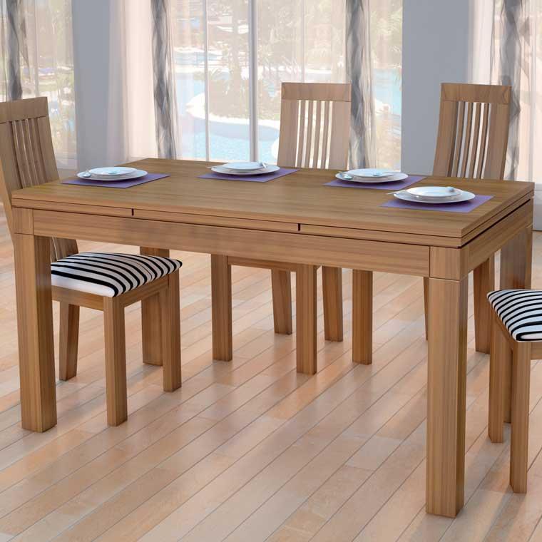 Mesa de comedor: decoración y utilidad