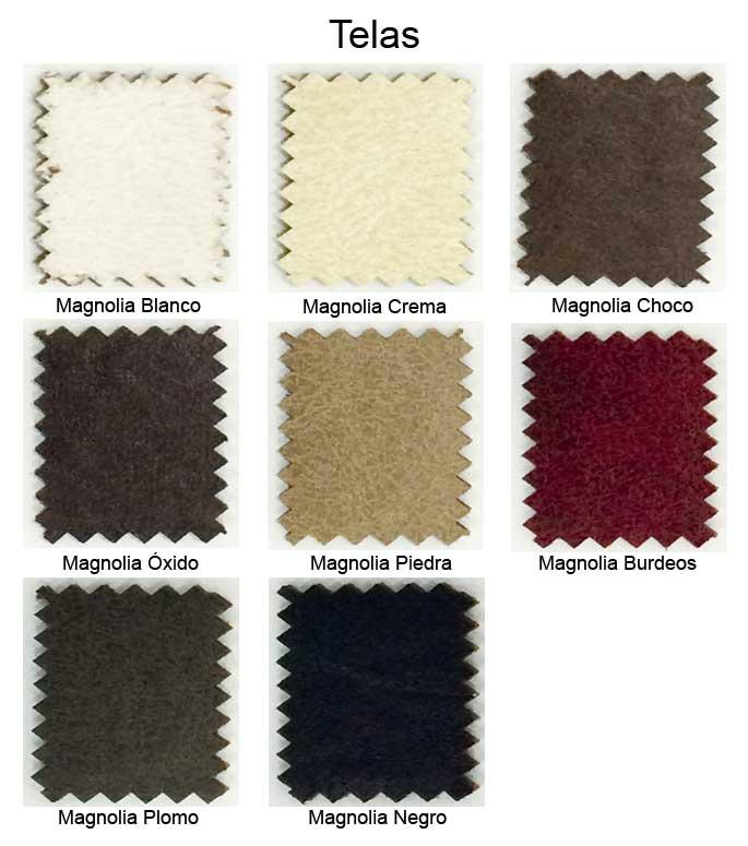 Silla Antique - Asiento y Respaldo tapizado - SILLASONLINE