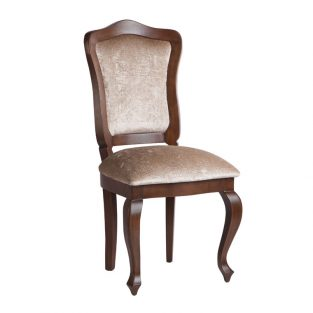 silla antique pata isabelina