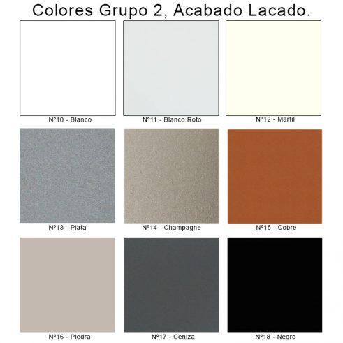 Colores Lacados Sillas, Mesas, Salones, Comedores y Recibidores