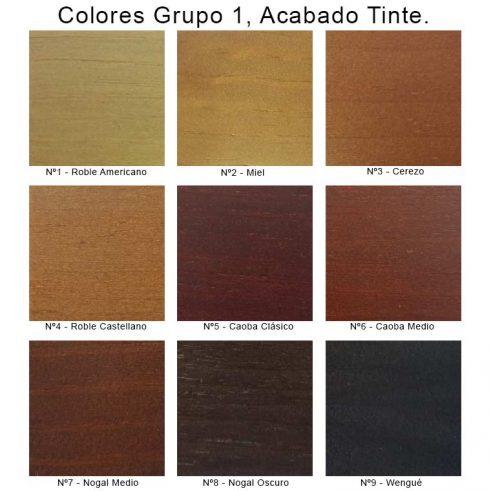 Colores Tintes Sillas, Mesas, Salones, Comedores y Recibidores