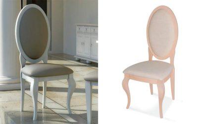 Diferencia entre sillas tapizadas y sillas pretapizadas