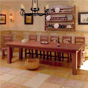 Mesas de bodegón