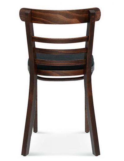 Silla madera de haya 225, Espalda, para Hostelería
