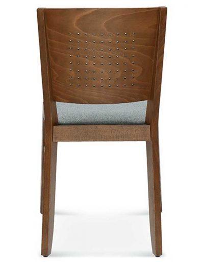 Silla madera de haya Joy 1, Espalda, para hostelería