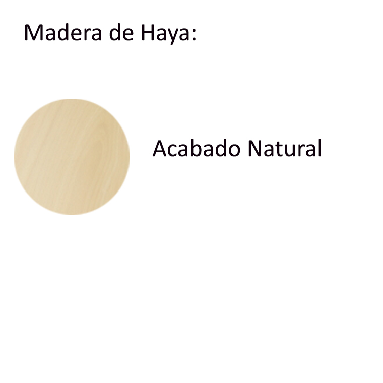 Acabado Natural